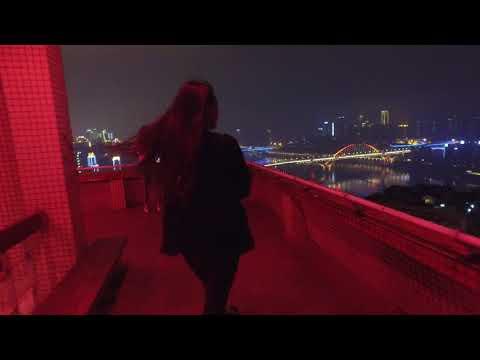 Chongqing city. Atmosphere