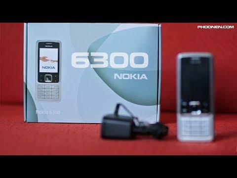 Nokia 6300 unboxing