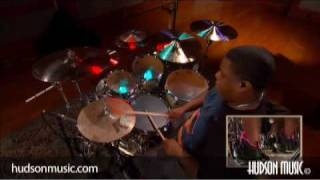 "Aaron Spears: Beyond the Chops - ""I Love You"" performance."