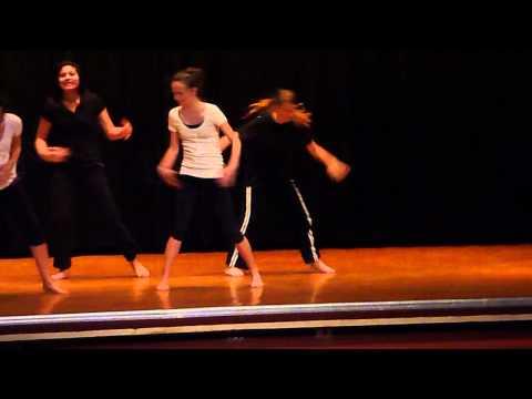 Sabrina dances with Salt Lake Arts Academy 2
