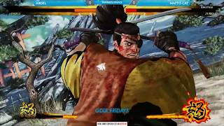 Samurai Shodown Winners Finals @ GDLK Friday - Abdel vs Matto Cat