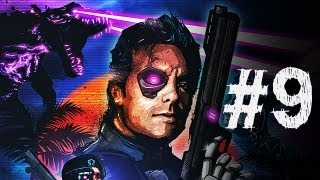 Far Cry 3 Blood Dragon Gameplay Walkthrough Part 9 - Summon the Plague - Mission 6