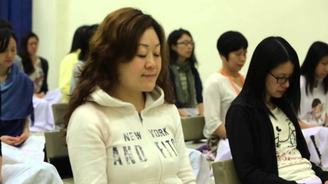 The Middle Way Meditation Retreat 2014 - YouTube