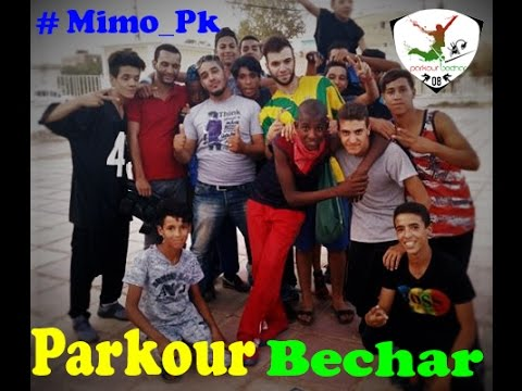 Interview About The Group Of Parkour Bechar On Dzair News Channel