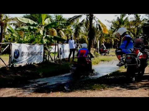 The ridings skills of Singaporeans riders. In the Enduro Park Thailand.