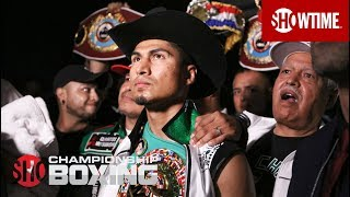 The Approach: Mikey Garcia | SHOWTIME CHAMPIONSHIP BOXING