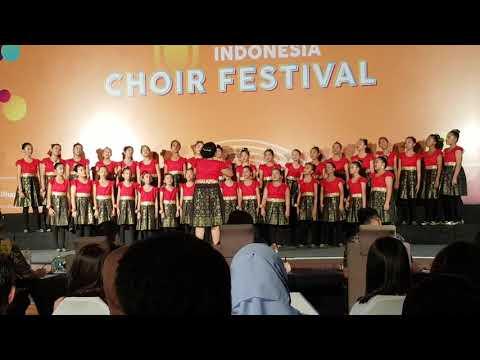 Sekolah NOAH Rhapsodie co Indonesia Choir Festival 2019