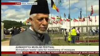 Imam of London's Oldest Mosque on UK's Largest Muslim Convention