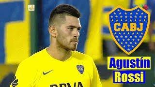 Agustín Rossi [Rap] | TIEMPO | Boca Juniors | Mejores Atajadas | 2018 | HD1080p