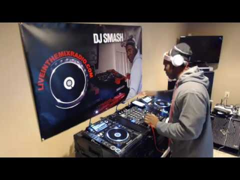 DJ SMASH LIVE IN THE MIX