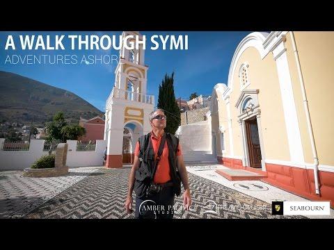 Adventures Ashore: A Walk Through Symi, Greece