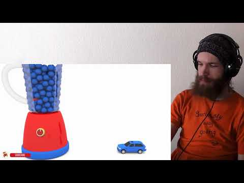 Colors for Children to Learn With Microwave Oven Little Star -  Vehicles for Kids CRAZY REACTION!!!
