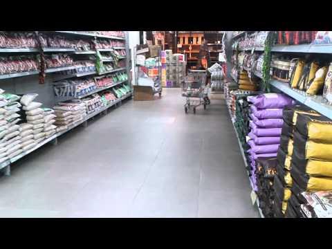 Supermarket cum Play Ground
