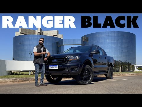 RANGER BLACK 2021: Vale a pena mesmo sendo 4x2?