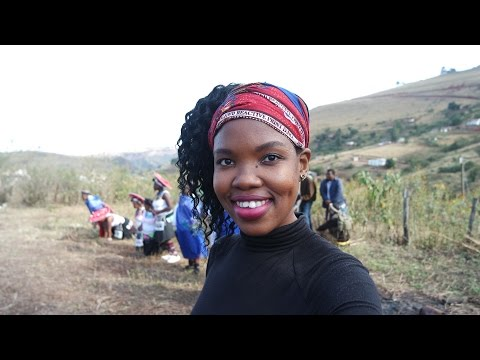 VLOG | Zulu Wedding | South African Blogger | ByLungi