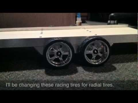 rc 1 10 trailer build youtube