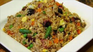 Fried Rice - How To Make Fried Rice - Fried Rice Recipe