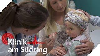 Mutter fällt mit ihrem  Kind vom Fahrrad | Klinik am Südring | SAT.1 TV