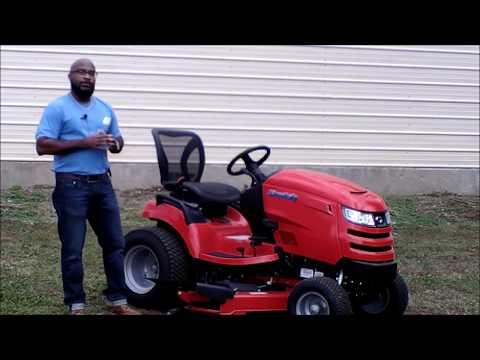 Simplicity 2691468 Garden Tractor 48
