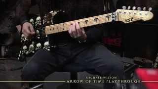 QUEENSRŸCHE -  Arrow Of Time (Guitar Playthrough)