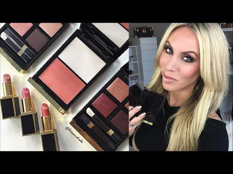 tom ford makeup haul spring 2016 collection youtube. Black Bedroom Furniture Sets. Home Design Ideas