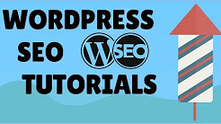 Wordpress SEO 2018 - WordPress SEO For Beginner - Yoast Plugin Full Tutorial