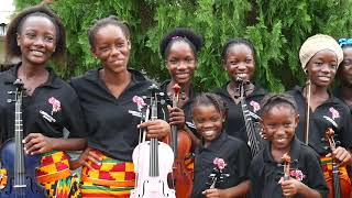Why bring music education to children in Liberia?