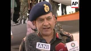 Aid leaves India for Lebanon
