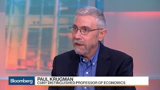 Paul Krugman: Monetary Policy Is 'Pretty Ineffective'