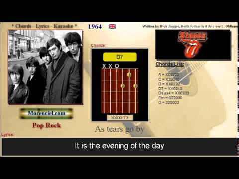 The Rolling Stones - As tears go by #0170