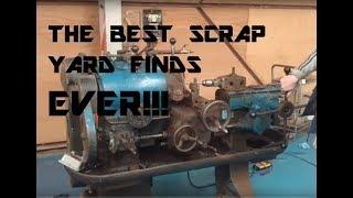 My greatest scrapyard find!