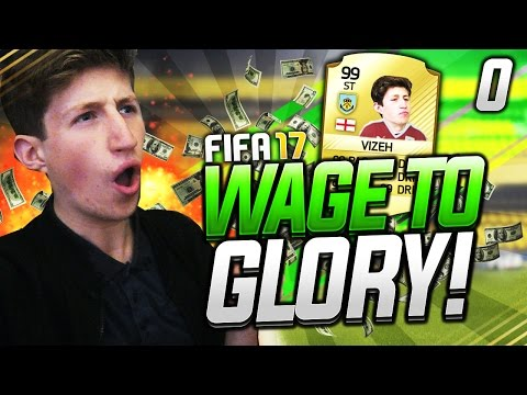 WAGERS ARE BACK!!! - WAGE TO GLORY 2.0 #0