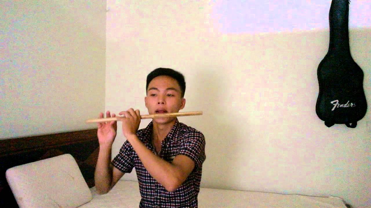 Lời xin lỗi của một dân chơi cover sáo by Trương Mạnh Hùng