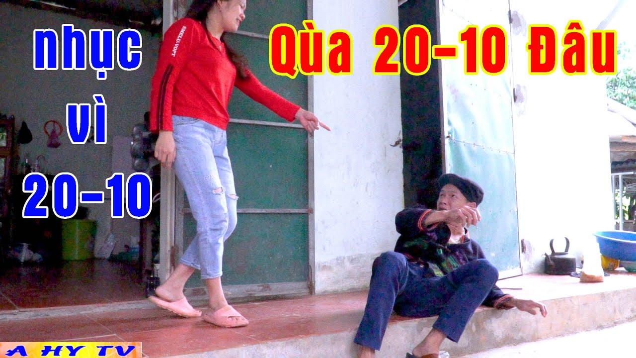 Download XUI DẠI CON RỂ Ngày 20 | 10 - Phim Hài 2021 A Hy Mới Hay Cười Vỡ Bụng - A Hy Khôn Lỏi