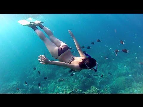 Snorkeling 3 pulau (gili trawangan,gili air,gili menu) lombok #lombokpart2