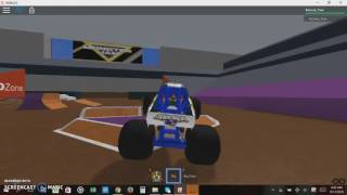 Roblox Monster Jam Freestyle Commentary #1 (Duncan Tave)