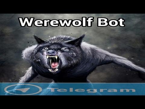 Playing Werewolf on Telegram - Introducing WerewolfBot