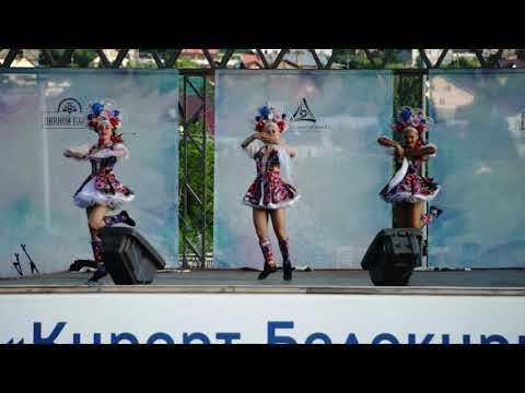 Второй этап фестиваля талантов в Белокурихе