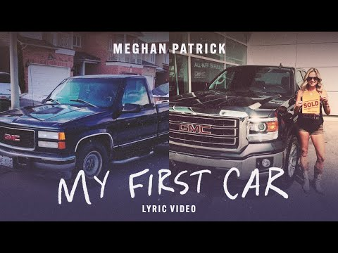 Meghan-Patrick-My-First-Car-Official-Lyric-Video