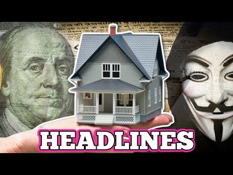 Housing Market 2021 Headlines That Affect Your MONEY And PRIVACY!
