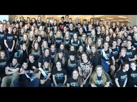 SOUTH LYON HIGH SCHOOL SENIOR VIDEO 2018 (no music)