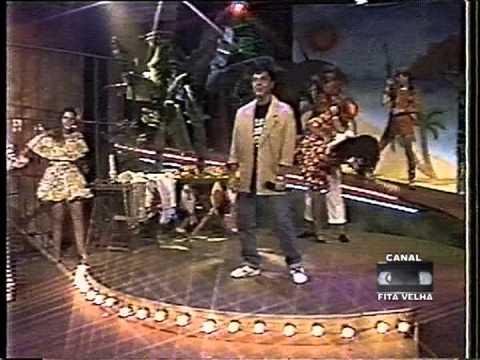 José Augusto - Aguenta Coração ao vivo - Milk Shake 1990
