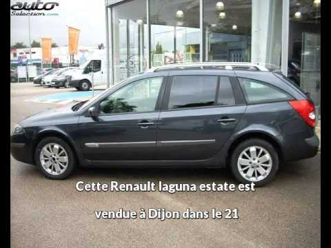 renault laguna estate occasion visible dijon pr sent e par montchapet automobiles dijon youtube. Black Bedroom Furniture Sets. Home Design Ideas