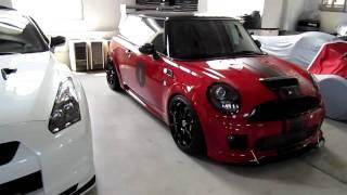 Ice T Baller's Garage