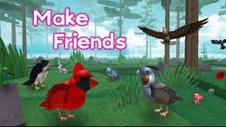 Roblox:Bird Simulator Oynuyoruz (bok gibi video)