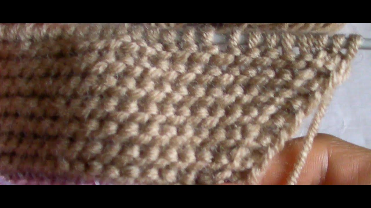 Прибавка при вязании спицами видео