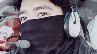 My First Helicopter Ride | Annapurna | Nepal Vlog | Sega Gurung