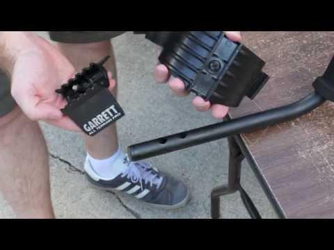 Cheap Arm Cuff Fix of Garret AT Pro Gold Metal Detector