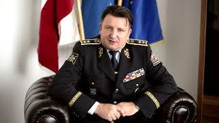 Tancem proti násilí 2018 / policejní prezident Tomáš Tuhý