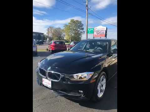 2017 Bmw 3 Series Used Car Rochester Ny Ecars Usa